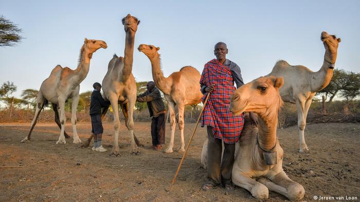 Kenyan pastoralist